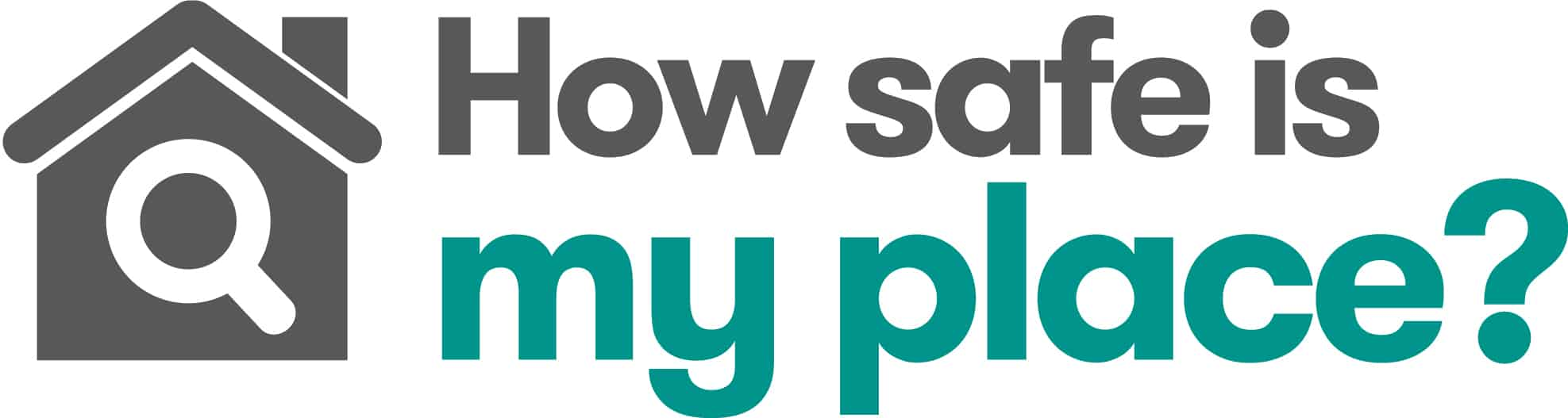 NHW How Safe is My Place Logo CMYK